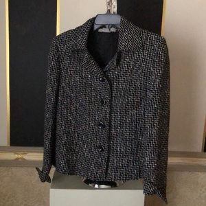Ellen Tracy jacket Blazer 12